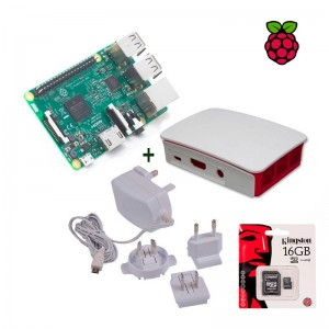 Raspberry pi 3 pack