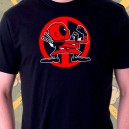 camiseta Cuidado con  DeadPool