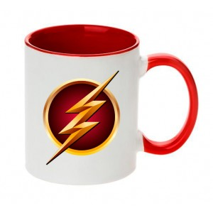 Taza Flash Logo
