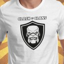 camiseta Rey Barbaro Clash Of Clans