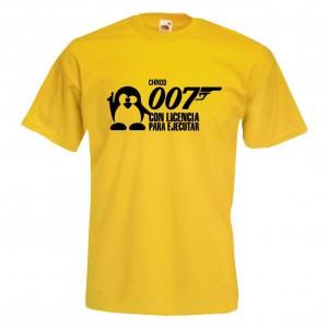 007 Con licencia para ejecutar