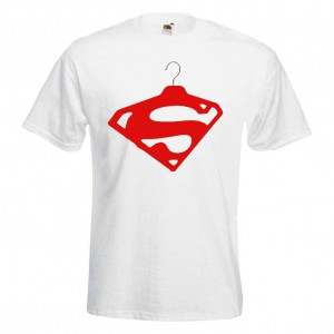 Percha Superman
