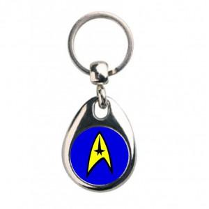 Llavero Insignia Star Trek