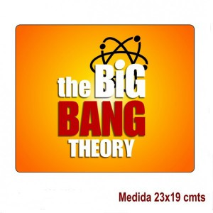 Alfombrilla  The Big Bang Theory