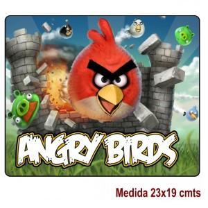 Alfombrilla  Angry birds