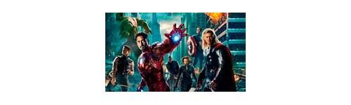 Alfombrillas Super Heroes