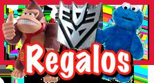 Regalos geek